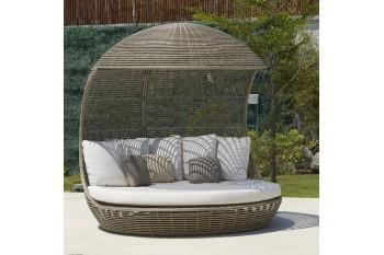 Кровать с навесом SPARTA