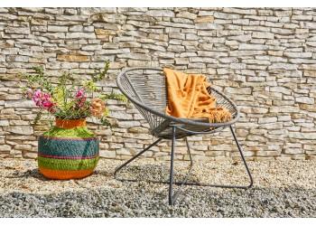 Кресло SUNS Moni Grey