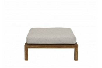 Пуф Apple Bee Olive 90 x 90 White Wash/Natural Oak