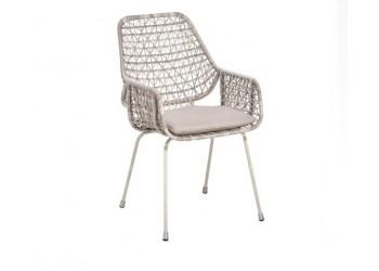 Обеденный стул Apple Bee Zara 53 х 62 White Blaze