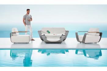Комплект для отдыха Kaja ONDA Lounge Group 204221 204231 204281