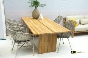Обеденный стол Apple Bee Joie de Vivre 200cm