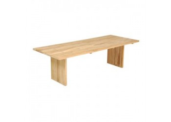 Обеденный стол Apple Bee Joie de Vivre 250 x 100 Natural