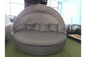 Кровать с навесом круглая вращающаяся Luxor L53G