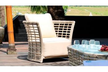 Кресло с подушкой Lima