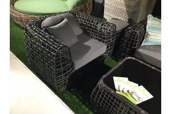 Кресло с подушкой Quito