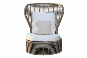 Кресло с подушкой Drone