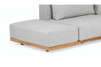 Подушка для приставного столика SUNS Aspen 110 x 55 FSC teak
