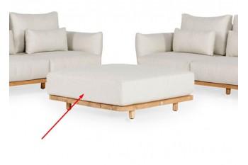 Подушка для кофейного столика SUNS Bora 100 х 100 FSC teak