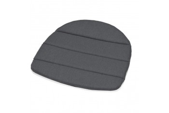 Подушка для обеденного стула SUNS Matinique 62 х 55 Anthracite