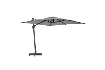 Зонт SUNS Palmoli 300 x 300 Matt white/Carbon grey