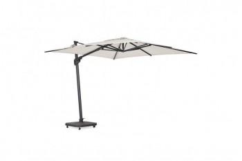 Зонт SUNS Palmoli 300 x 300 Matt white/Camel sand