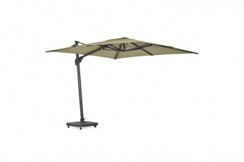 Зонт SUNS Palmoli 300 x 300 Matt white/Forest green