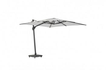 Зонт SUNS Palmoli 300 x 300 Matt white/Carbon light grey