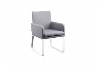 Обеденный стул SUNS Cordoba 63 х 58 Matt royal grey/Taupe grey