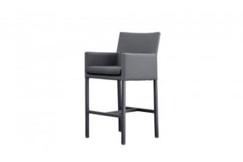 Барный стул SUNS Antas Matt royal grey/Black grey/Anthracite