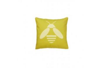 Подушка Apple Bee Logo
