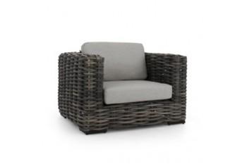 Кресло Apple Bee Elements XL 114 x 100 Black wash/Grey