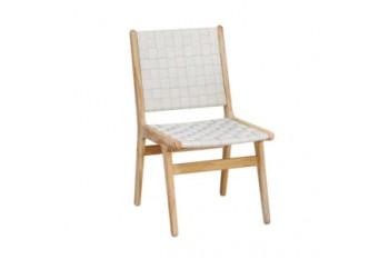 Обеденный стул Apple Bee Juul 52 х 62 Natural/Nature