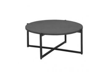 Кофейный стол Apple Bee Soul 74 х 74 Bronze/Black