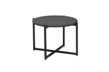 Кофейный стол Apple Bee Soul 54 х 54 Bronze/Black