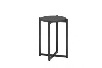 Кофейный стол Apple Bee Soul 34 х 34 Bronze/Black