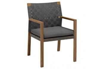 Обеденный стул Apple Bee Square 57 х 59 Antique/Pavement