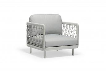 Кресло COUTURE CLUB 84 х 80 Серый
