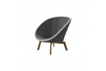 Кресло Cane line Peacock 5458RODGT