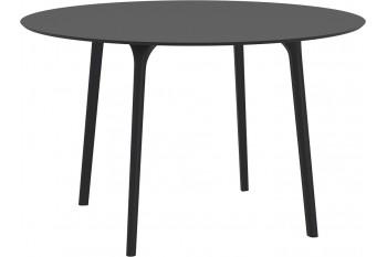 Обеденный стол SIESTA MAYA 120 (dark grey)
