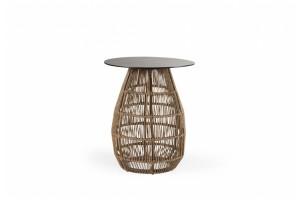 Кофейный стол Brafab Pamir, ⌀ 45, h 55 см 4077-61-8