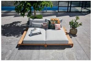 Двойная кушетка SUNS Portofino lounge set
