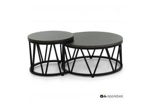 Кофейный столик Apple Bee Menton 50 | Silk