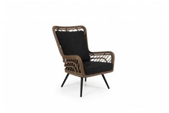 Плетеное кресло Brafab Sunside 4041-8-61-81