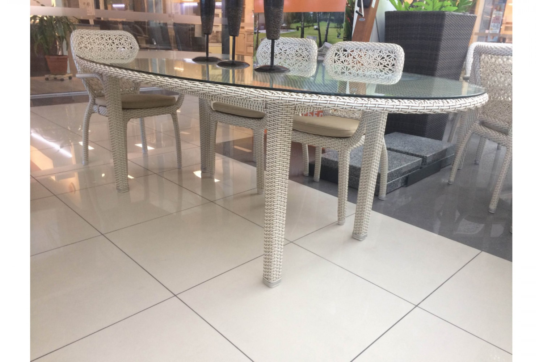 Стол обеденный овальный Art Style ART 11
