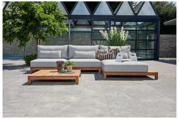 Комплект для отдыха SUNS Portofino lounge set FSC teak