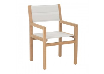 Обеденный стул Apple Bee Frejus 56 х 55 Natural/Bright