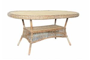 Обеденный стол овальный Brafab Special 5606-62