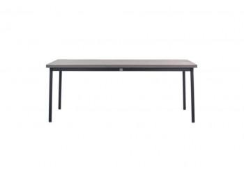Обеденный стол Apple Bee Milou 240 x 100 Antique/Black