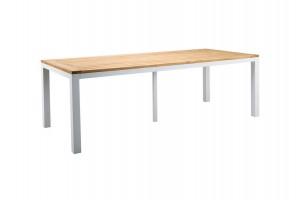 Обеденный стол SUNS Vario 240 тиковое дерево